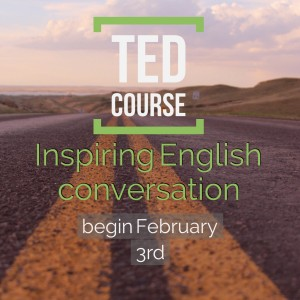 TED Course Marie Motil